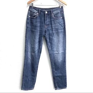American Eagle Tom Girl Straight Leg Jeans Size 4